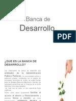 Banca de Desarrollo
