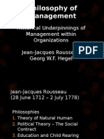 Rousseau and Hegel.pptx