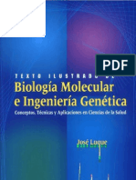 Biologia Molecular e Ingenieria Genetica