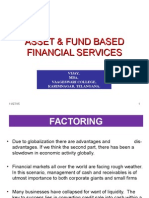 4 Unit Asset & Fund Based Financial Services