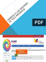 ingresoalassesionesdetelepresencia-150927035743-lva1-app6892.pptx