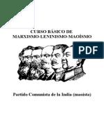 PCI(m) - Curso Básico de Marxismo-leninismo-maoísmo