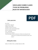 Tercer Parcial de Problemas Especiales de Gnoseología