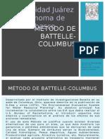 Método de Battelle-Columbus