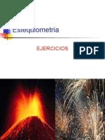Estequiometria Ejercicios1 Uma