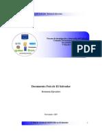 Documento Pais El Salvador