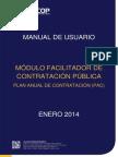 Manual Plan Anual de Contratacion