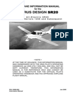 Cirrus Airplane Information Manual