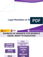 Session 1B_Magna Carta of Women