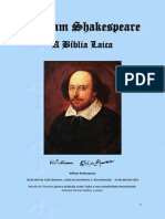 Shakespeare - A Bíblia Laica