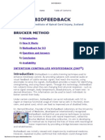 Instrumental Biofeedback For Energy Healing