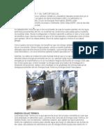 La Energía Solar y Su Importancia