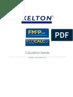 Kelton Calculation Details