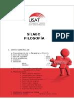 Sílabo Filosofía 2015-I