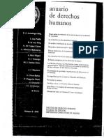 RUIZ M. Los Derechos Humanos Como DM