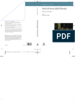 Studi di Storia della Filosofia  (a cura di Domenico Felice)