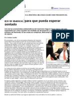 Página_12 __ Economía __ en El Banco, Para Que Pueda Esperar Sentado