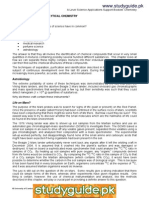 9701_nos_as_3 Applications of Analytial Chemistry