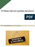 Finance Question