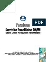 2.a Panduan Sup Rintisan SKM-SSN, April 09 (Cover)