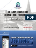 Kentucky Derby 2015 Past Performances