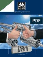 AMC-SCHOU Cylindrical Grinders 0509