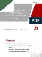 OME501101 HUAWEI BTS3012 Estructura de Hardware Versión.espa