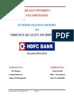 Swati Awasthi Hdfc Report