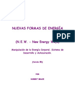 NEW - Nuevas Formas de Energia Meditacion ( Español)