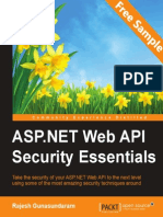 ASP.NET Web API Security Essentials - Sample Chapter