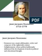 Jean - Jacques Rousseau