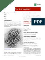 Virus de La Hepatitis 4C