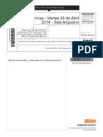 Martes Sala Anguiano Contacto Riel - Dr. Ezequiel a. Gallardo