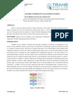2.Comp Sci - IJCSEITR - Design of a Generic Workflow Management