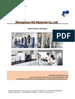 Electronic materials-Zhengzhou HQ Material Co.,Ltd
