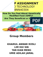 Group Assignment Foodtech