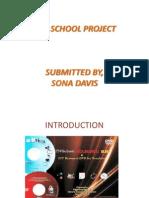 It@ School Project Sona Davis