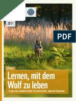 Lernen, Mit Dem Wolf Zu Leben