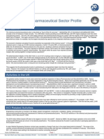 Chemicals and Pharmaceuticals Sector Profile_Issue 2