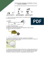 Examen Tema 4. Máquinas y Mecanismos.2ºeso