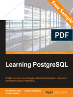 Learning PostgreSQL - Sample Chapter
