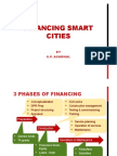Financing Smart Cities (O P Agarwal)