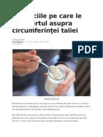 beneficiile iaurtului