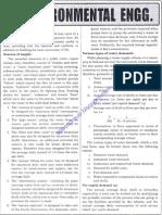 AEE Environmental Engineering NOTES