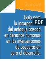 GUIA ENFOQUE DDHH  + NIPO + logo AECID