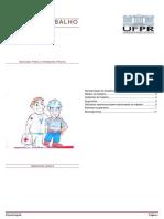 Saúde e Trabalho-resumo