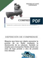 4.1 Compresores