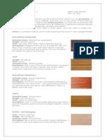 Philippine Properties of Wood