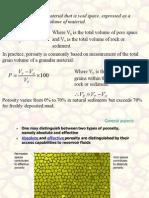 5 Porosity & Permeability