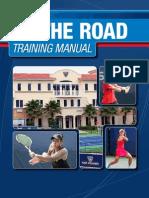 Tennis -  On the Road Training Manual USPTA